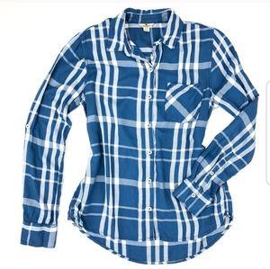 Woolrich Plaid Shirt